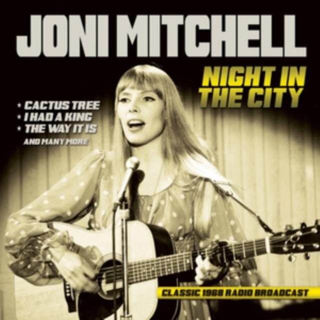 Night in the City (Joni Mitchell) (CD / Album)