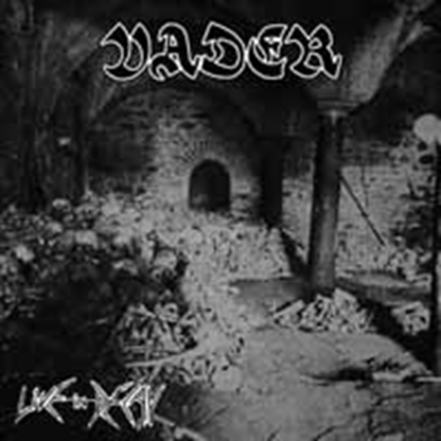 Live In Decay (Vader) (CD / Album)