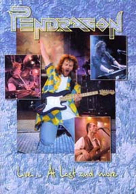 Pendragon: Live at Last (DVD)
