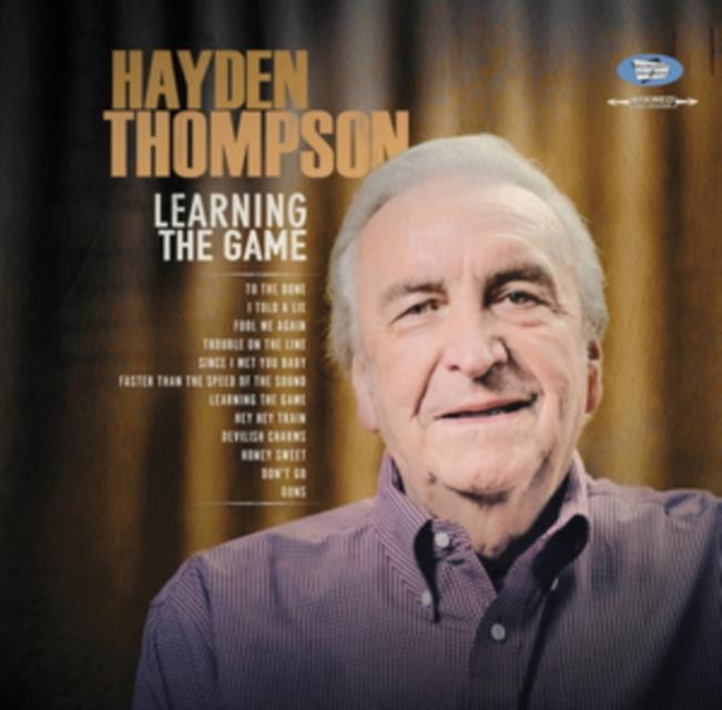 LEARNING THE GAME (HAYDEN THOMPSON) (CD / Album)