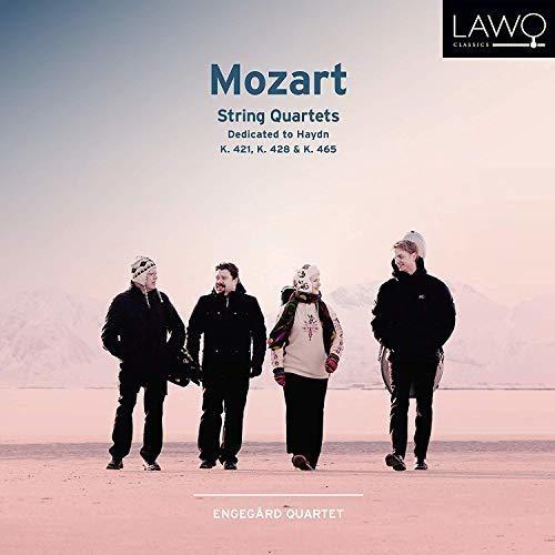 Mozart: String Quartets, K421, K428, K465 (CD / Album)