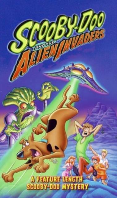 Scooby-Doo: Scooby-Doo and the Alien Invaders (Jim Stenstrum) (DVD)
