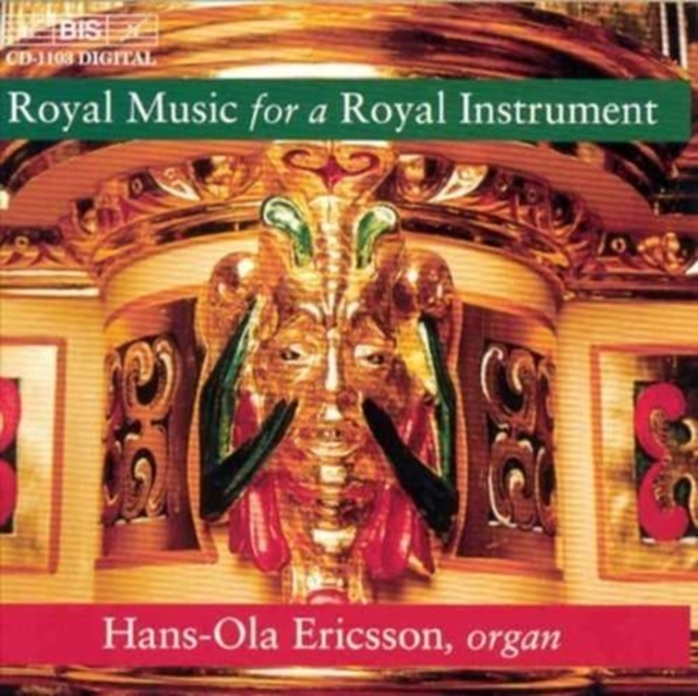 Royal Music for a Royal Instrument (CD / Album)