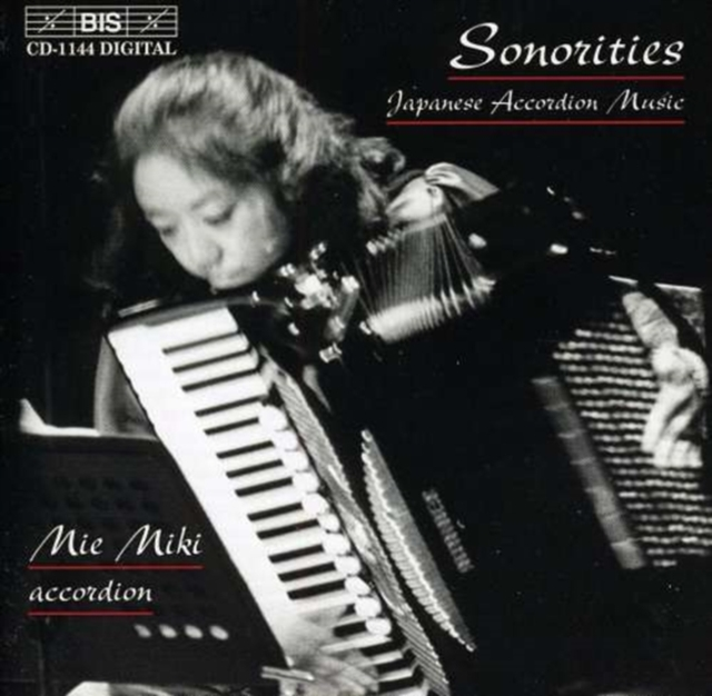 Japanese Accordian Music (Miki) (CD / Album)