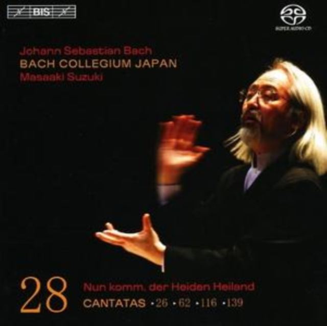 Cantatas Vol. 28 (Bach Collegium Japan) [sacd/cd Hybrid] (CD / Album)
