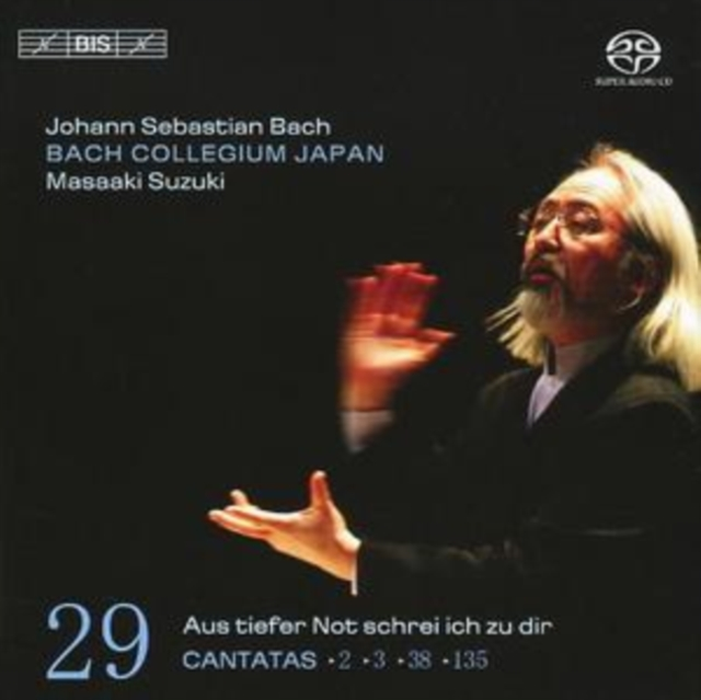 Cantatas Vol. 29 (Bach Collegium Japan) [sacd/cd Hybrid] (CD / Album)