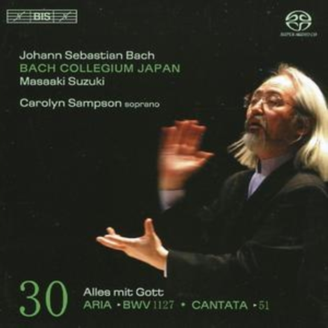 Cantatas Vol. 30 (Bach Collegium Japan) [sacd/cd Hybrid] (CD / Album)