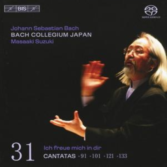 Cantatas Vol. 31 (Suzuki, Bach Collegium Japan, Nonoshita) (CD / Album)
