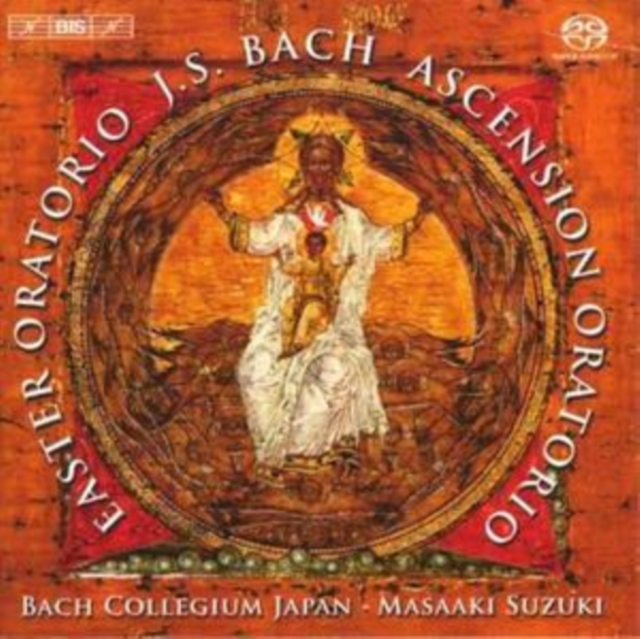 Oratorios (Bach Collegium Japan, Suzuki) [sacd/cd Hybrid] (CD / Album)