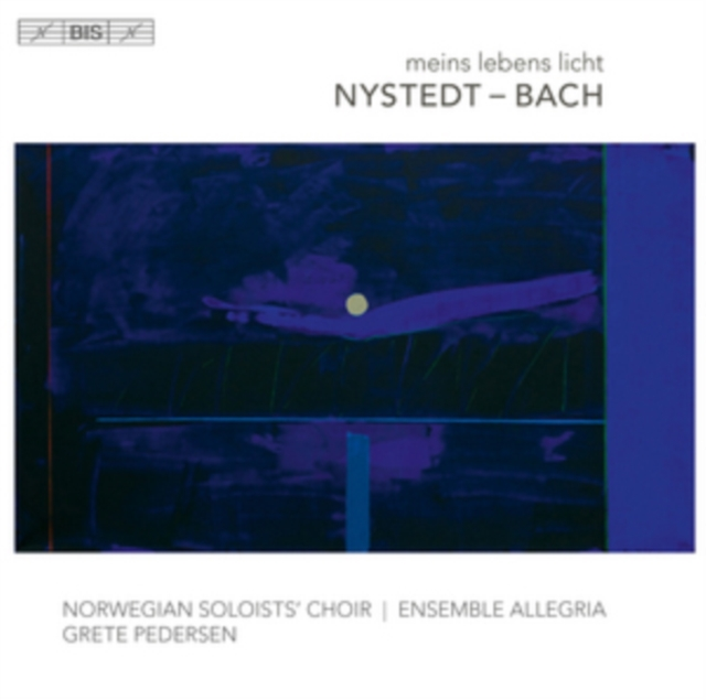 Nystedt - Bach: Meins Lebens Licht (SACD)