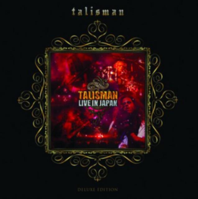 Live in Japan (Talisman) (CD / Album)