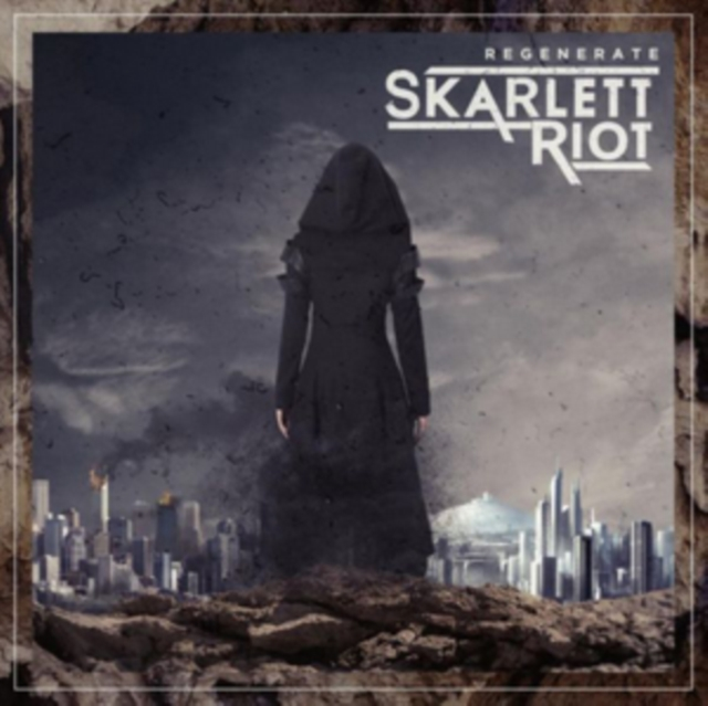 Regenerate (Skarlett Riot) (CD / Album)