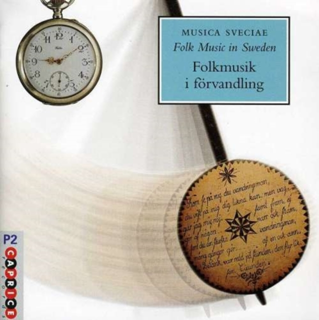 Swedish Folk Music in Transition [swedish Import] (CD / Album)