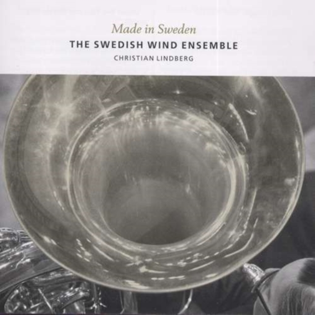 Made In Sweden The Swedish Wind Ensemble (CD / Album)