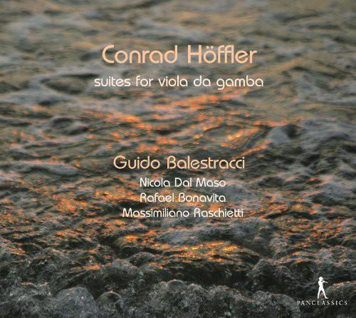 Conrad Hffler: Suites for Viola Da Gamba (CD / Album Digipak)