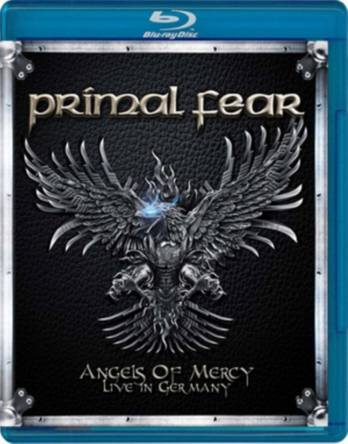 Primal Fear: Angels of Mercy - Live in Germany (Blu-ray / with Audio CD)