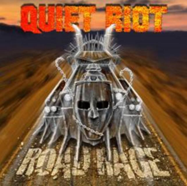 Road Rage (Quiet Riot) (CD / Album)