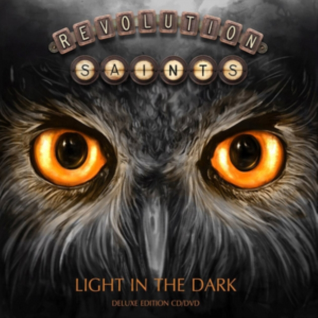 Light in the Dark (Revolution Saints) (CD / Album with DVD)