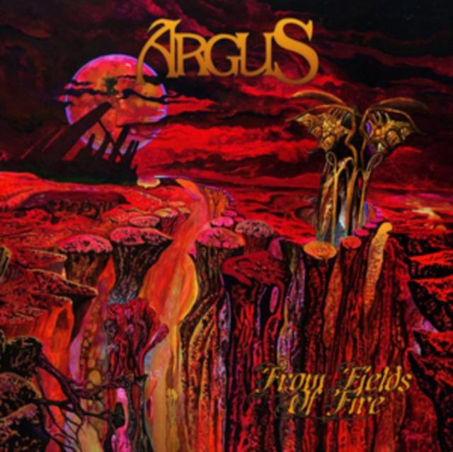 From Fields of Fire (Argus) (CD / Album)