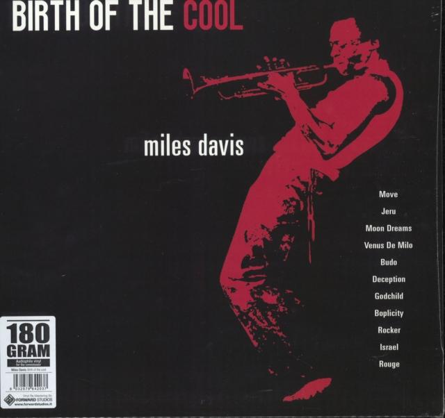 """Birth Of The Cool (Miles Davis) (Vinyl / 12"""" Album)"""