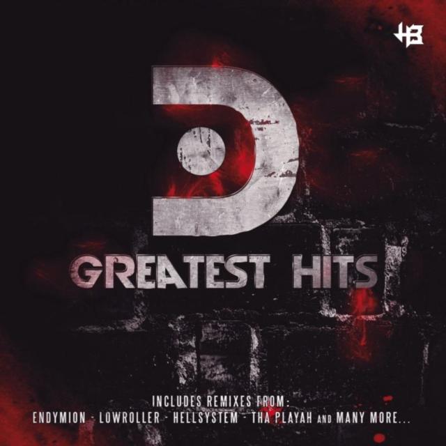 Greatest Hits (DJ D) (CD / Album)