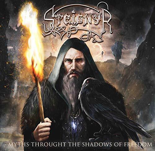 Myths Through the Shadows of Freedom (Steignyr) (CD / Album)