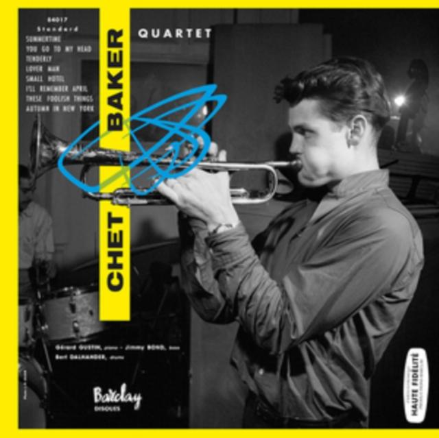 Quartet Vol 2 (Chet Baker) (CD)