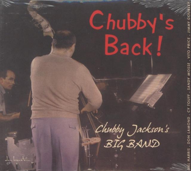 Chubby's Back/i'm Entitled to You [spanish Import] (Chubby Jackson Big Band) (CD / Album)