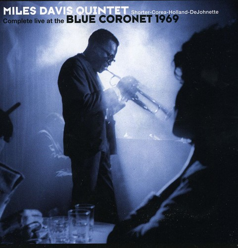Complete Live at the Blue Coronet 1969 (Miles Davis) (CD)