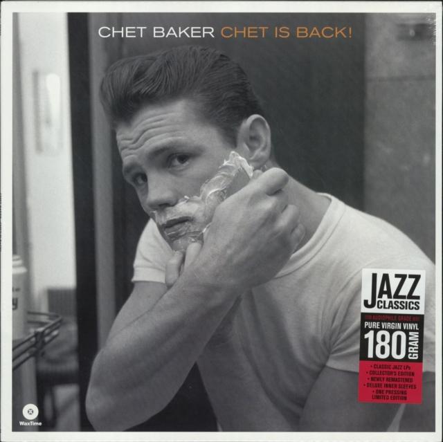 """Chet Is Back (Chet Baker) (Vinyl / 12"""" Album)"""