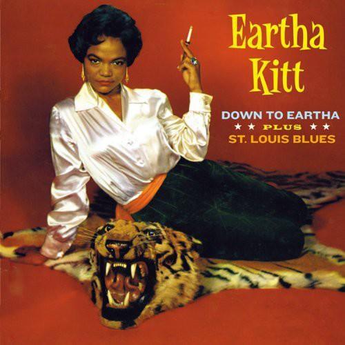 Down to Eartha/St. Louis Blues (Eartha Kitt) (CD / Album)