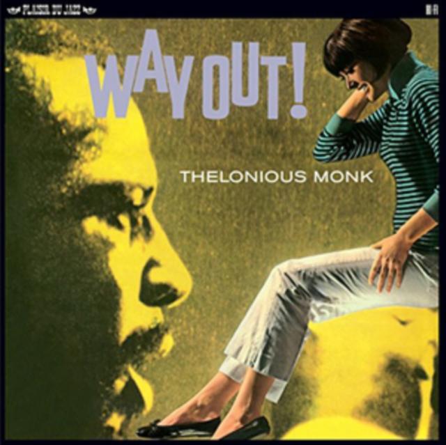 "Way Out! (Thelonious Monk) (Vinyl / 12"" Album)"