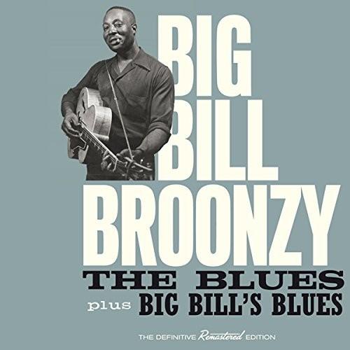 Blues + Big Bill's Blues (Big Bill Broonzy) (CD)
