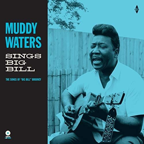 Sings Big Bill (Muddy Waters) (Vinyl)