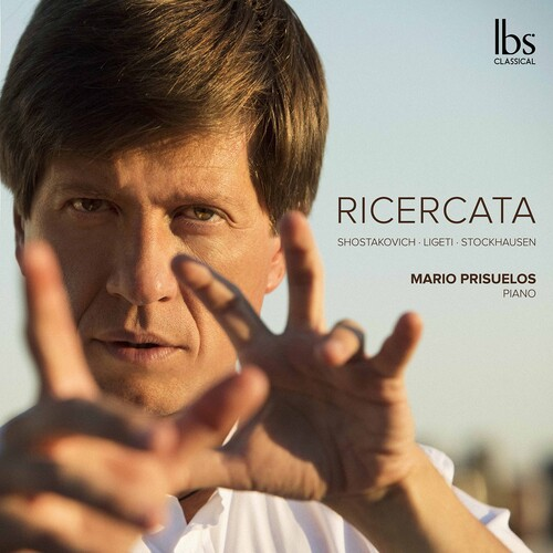 Ricercata (Ligeti / Prisuelos) (CD)