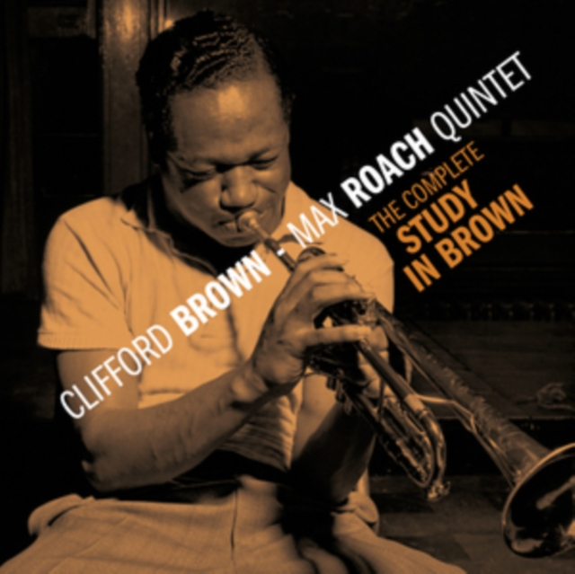 Complete Study in Brown + 1 Bonus Track (Brown, Clifford / Roach, Max Quintet) (CD)