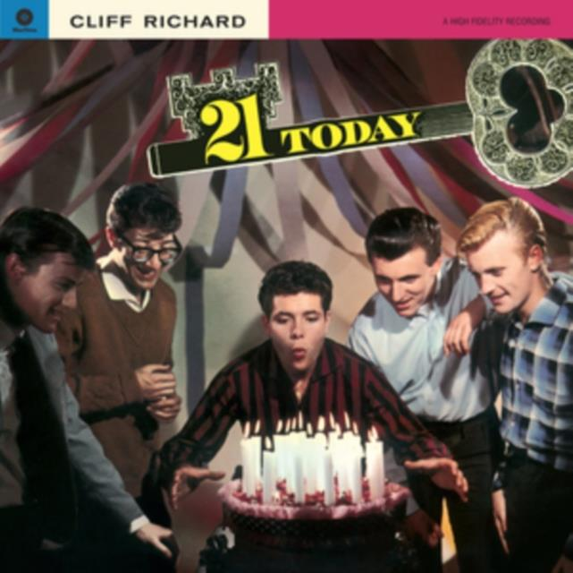 "21 Today (Cliff Richard) (Vinyl / 12"" Album)"