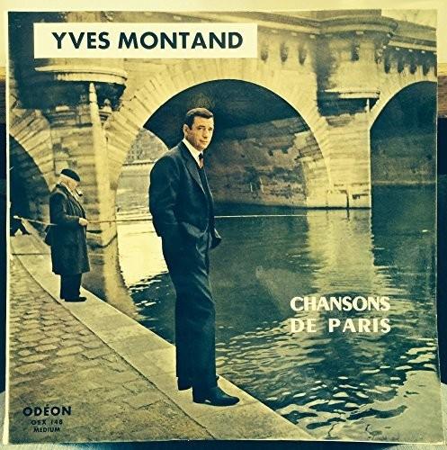Paris / Chanson De Paris (Yves Montand) (CD)
