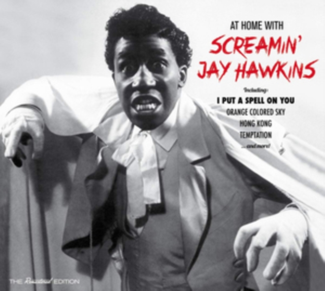 At Home With (Screamin Jay Hawkins) (CD)