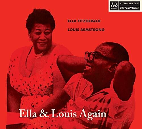 Ella & Louis Again (Ella Fitzgerald & Louis Armstrong) (CD / Album)