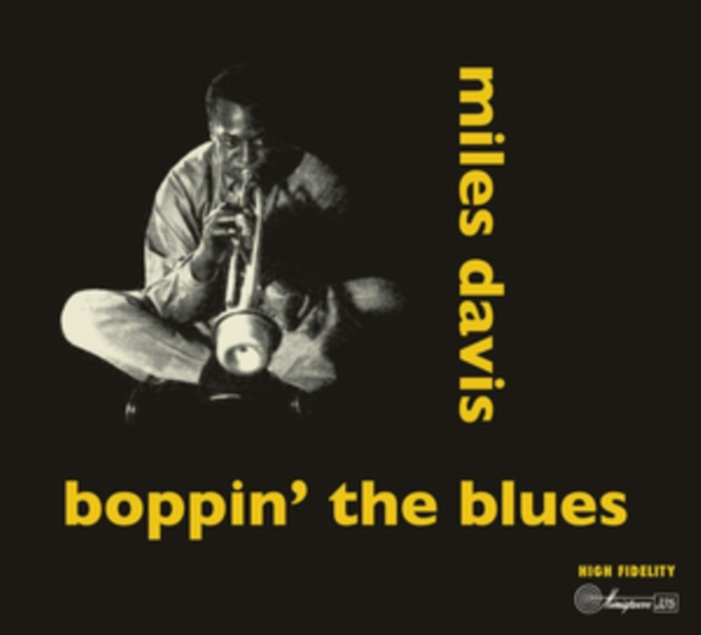Boppin' the Blues (Miles Davis) (CD / Album)