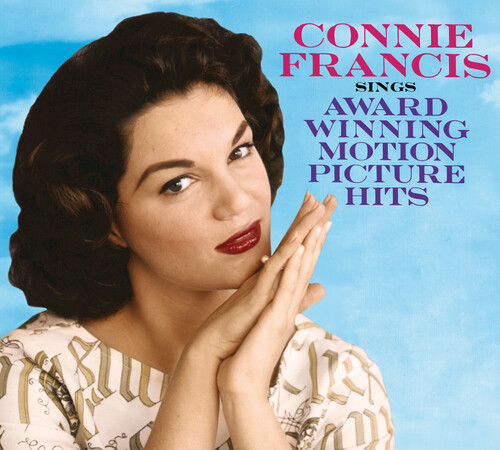 Sings Award Winning Motion Picture Hits + Around the World (Connie Francis) (CD / Album)