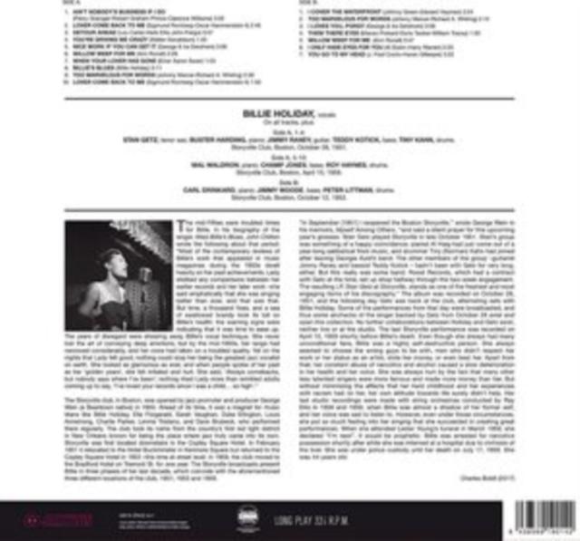 At Storyville (Billie Holiday) (Vinyl)
