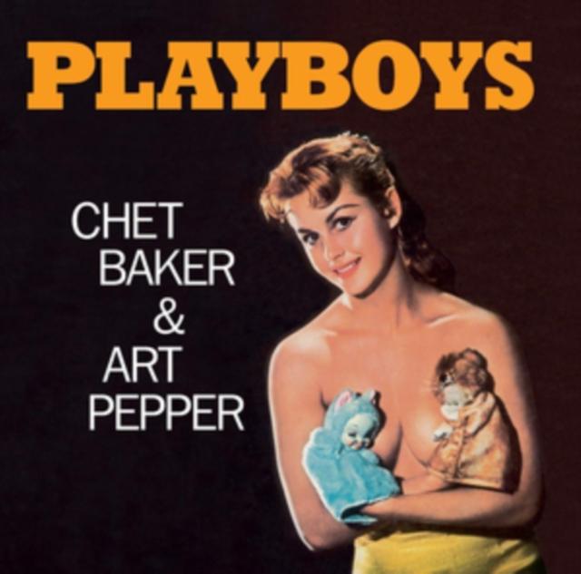 Playboys (Baker, Chet / Pepper, Art) (CD)