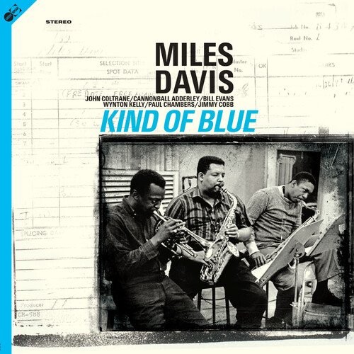 "Kind of Blue (Miles Davis) (Vinyl / 12"" Album with CD)"