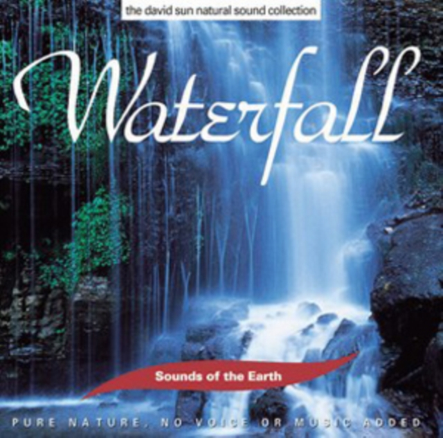 Waterfall (Sounds of the Earth) (CD / Album)