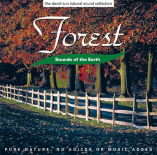 Forest (Sounds of the Earth) (CD / Album)