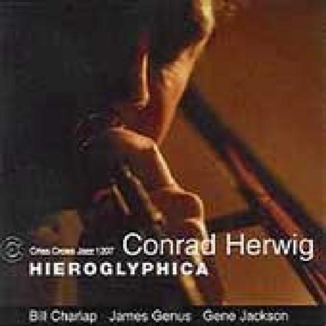 Hieroglyphica (Conrad Herwig) (CD / Album)