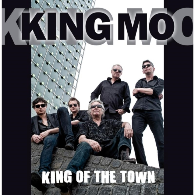 King of the Town (King Mo) (CD / Album)