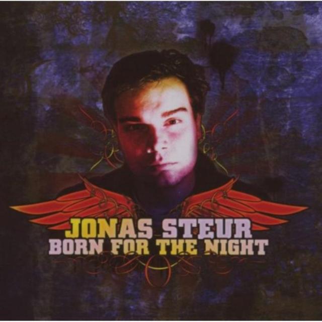 Born for the Night (Jonas Steur) (CD / Album)